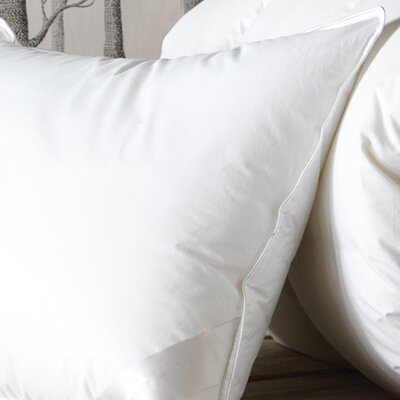 Loure Medium Weight Faux Down Pillow Size: Standard Twin