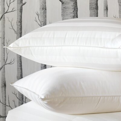 Rhapsody Luxe Firm Down Pillow Size: King
