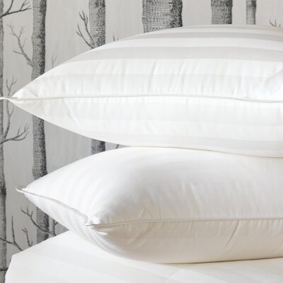 Rhapsody Luxe 100% Down Pillow Size: King