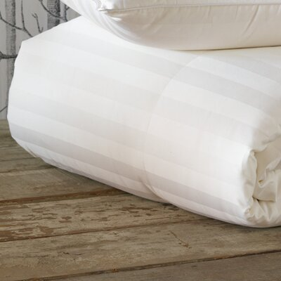 Rhapsody Luxe Lightweight Down Comforter Size: Super Queen