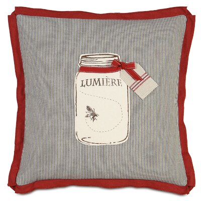 French Country Lumiere Throw Pillow