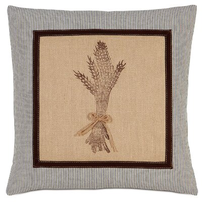 French Country Harvest Throw Pillow