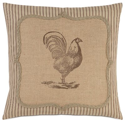 French Country Foghorn Leghorn Throw Pillow