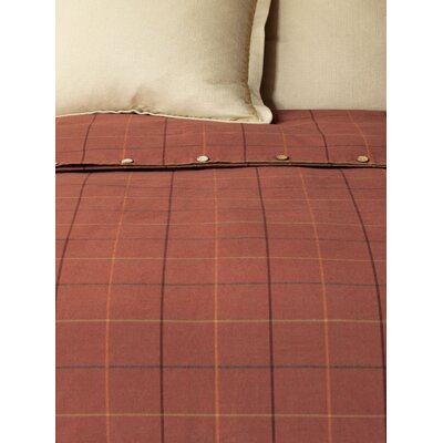 Chalet Donoghue Duvet Cover Size: California King, Color: Autumn