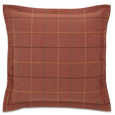 Chalet Donoghue Pillow with Frange Color: Autumn