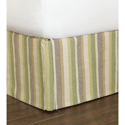 Stelling Sago Grass Bed Skirt Size: California King