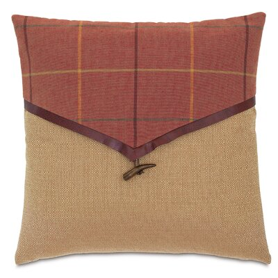 Chalet Donoghue Throw Pillow Color: Autumn