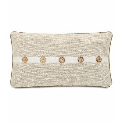 Silas Corfis Vanilla Bolster Pillow