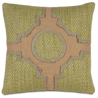 Garden Knot Garden Throw Pillow