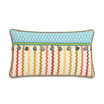 Maldive Senna Mambo Lumbar Pillow