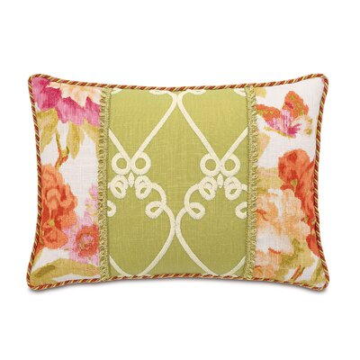 Etta Lime Lumbar Pillow
