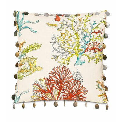 Maldive Throw Pillow