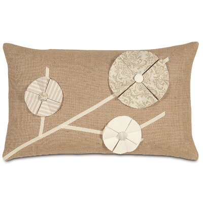 Garden Pocket Full of Posies Lumbar Pillow