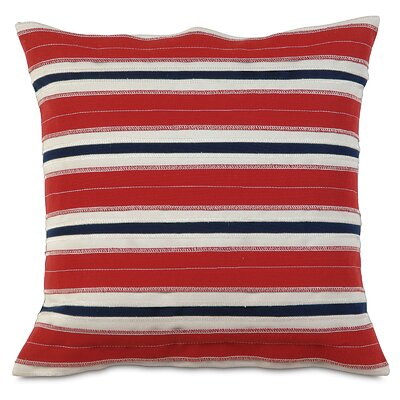 Americana Forever Stripes Throw Pillow
