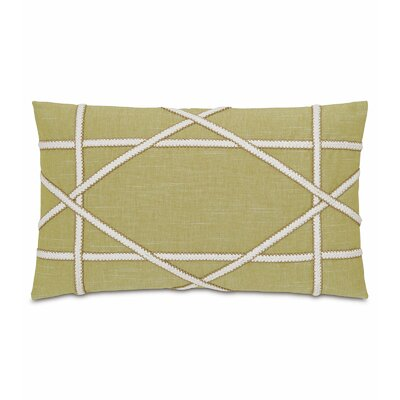 Stelling Duvall Green Lumbar Pillow