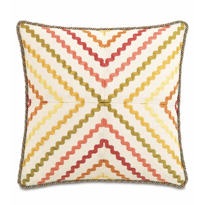 Maldive Mambo Fiesta Throw Pillow