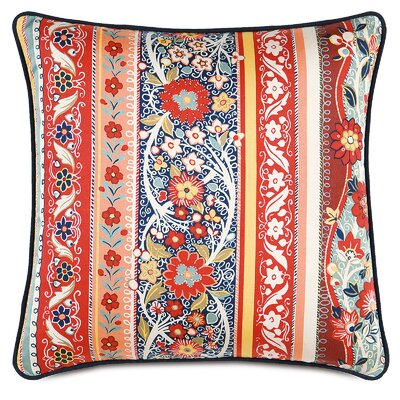 Folkloric Zara Throw Pillow