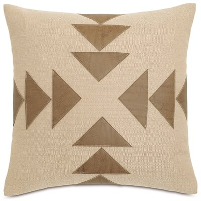 Chalet Walden with Graphic Applique Throw Pillow