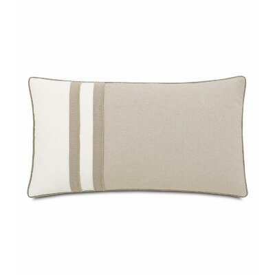 Silas Greer Linen Sham Size: King, Side: Left
