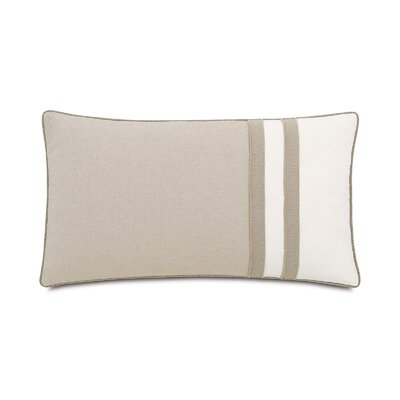 Silas Greer Linen Sham Size: King, Side: Right