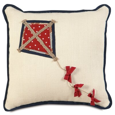 Americana High Flying Throw Pillow
