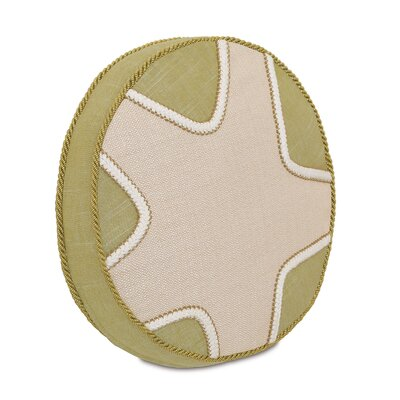 Stelling Vivo Bisque Tambourine Throw Pillow