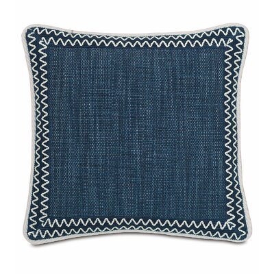 Indira Gilmer Indigo Throw Pillow