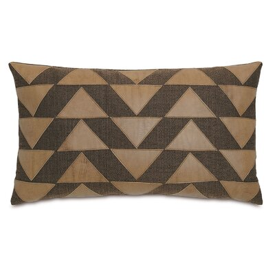 Chalet Walden with Graphic Applique Lumbar Pillow