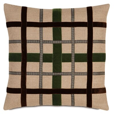 Equestrian Infield Throw Pillow