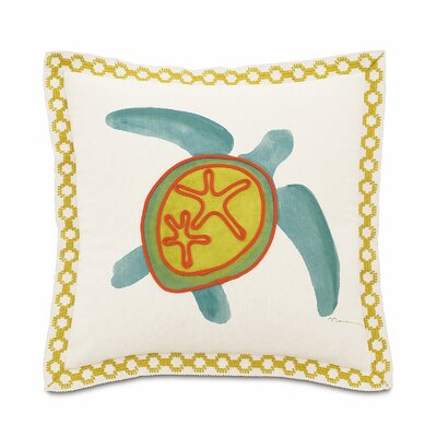 Maldive Dutchess Shell Throw Pillow