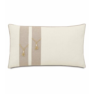 Silas Greer Linen Lumbar Pillow