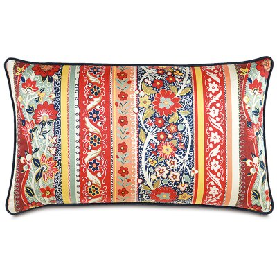Folkloric Gypsy Stripe Lumbar Pillow
