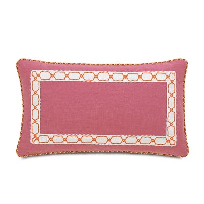 Caroline Breeze Bloom Lumbar Pillow