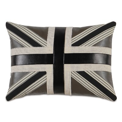 Passport Union Jack Lumbar Pillow