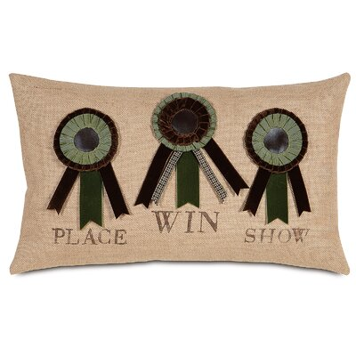 Equestrian Trifecta Lumbar Pillow