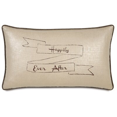 Wedding Eternal Flame Lumbar Pillow