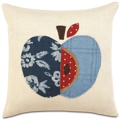Americana Johnny Apple Seed Throw Pillow