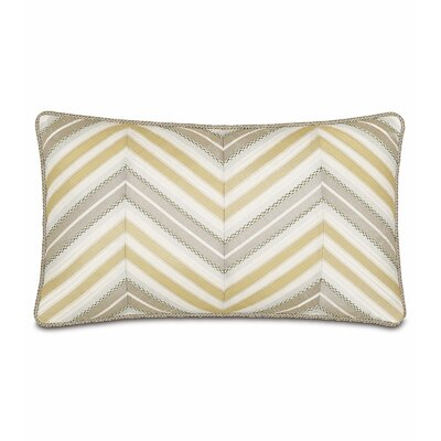 Genevieve Citrine Diagonal Lumbar Pillow