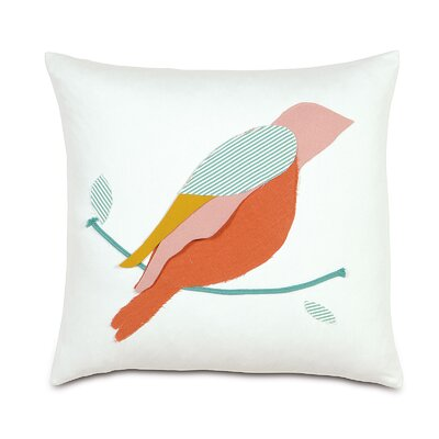 Wild Things Perch Throw Pillow