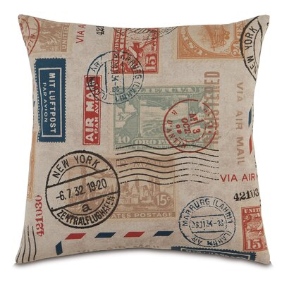 Passport Please Throw Pillow