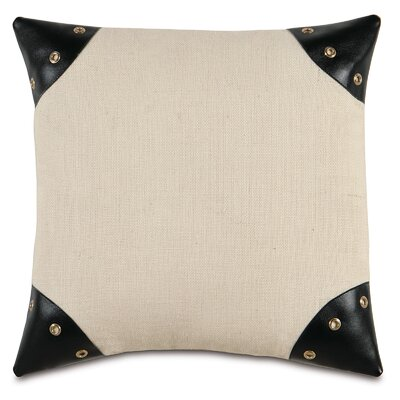Passport Throw Pillow Color: White