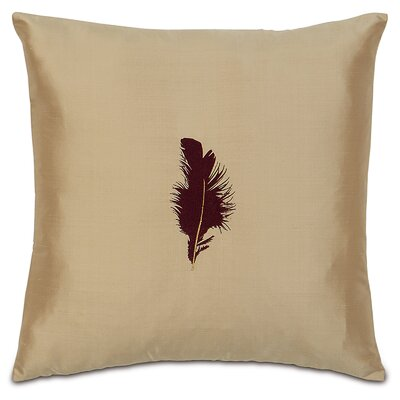 Traditional Majesty Feather Throw Pillow