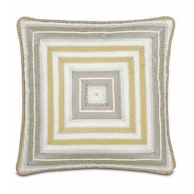 Wakefield Genevieve Mitered Throw Pillow