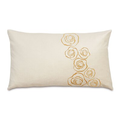 Traditional Flourish Lumbar Pillow