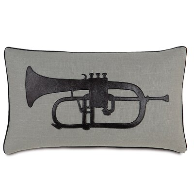 Music Toot Your Horn Lumbar Pillow
