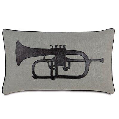 Music Toot Your Horn Lumbar Pillow
