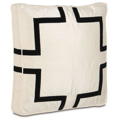 Traditional Tie Throw Pillow