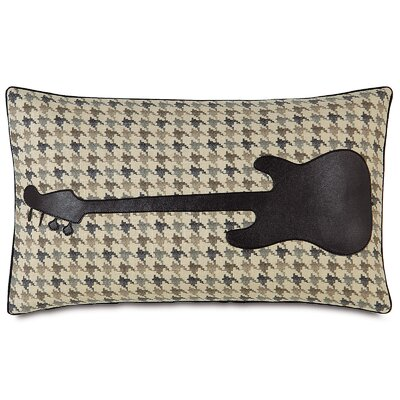 Music Strike a Chord Lumbar Pillow