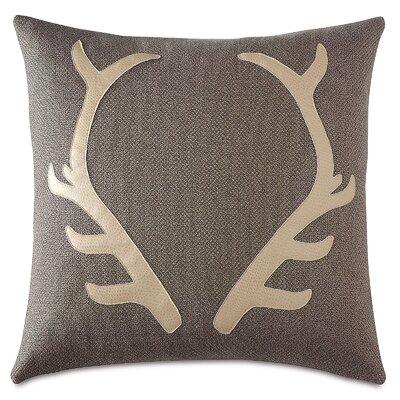 Man Cave Buck Throw Pillow
