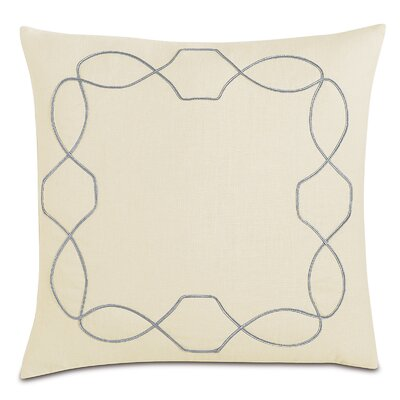 Traditional Asscher Throw Pillow
